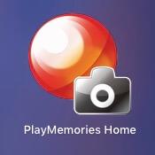 PlayMemoriesのアイコン